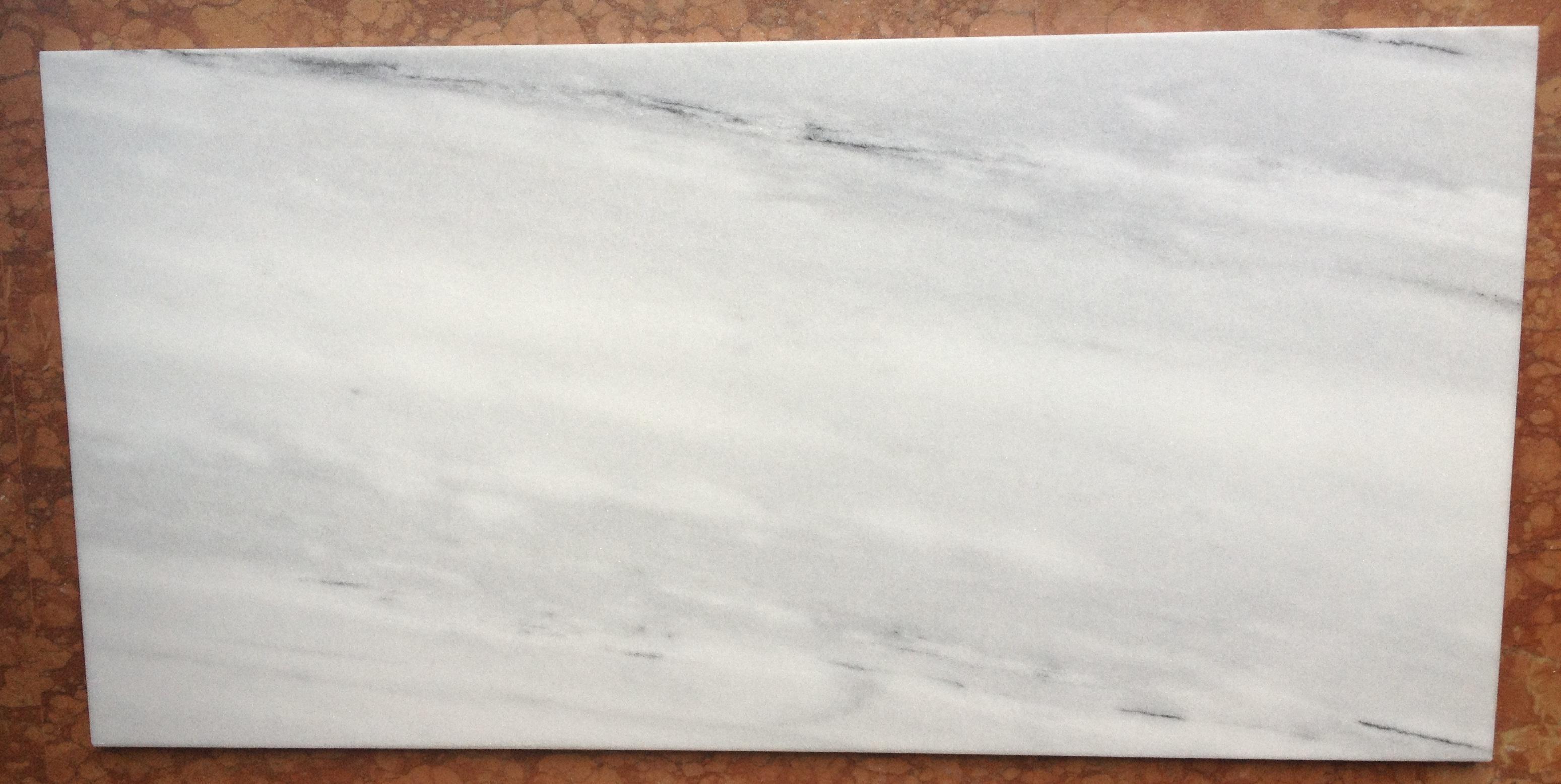 Göflaner Marmor Silber