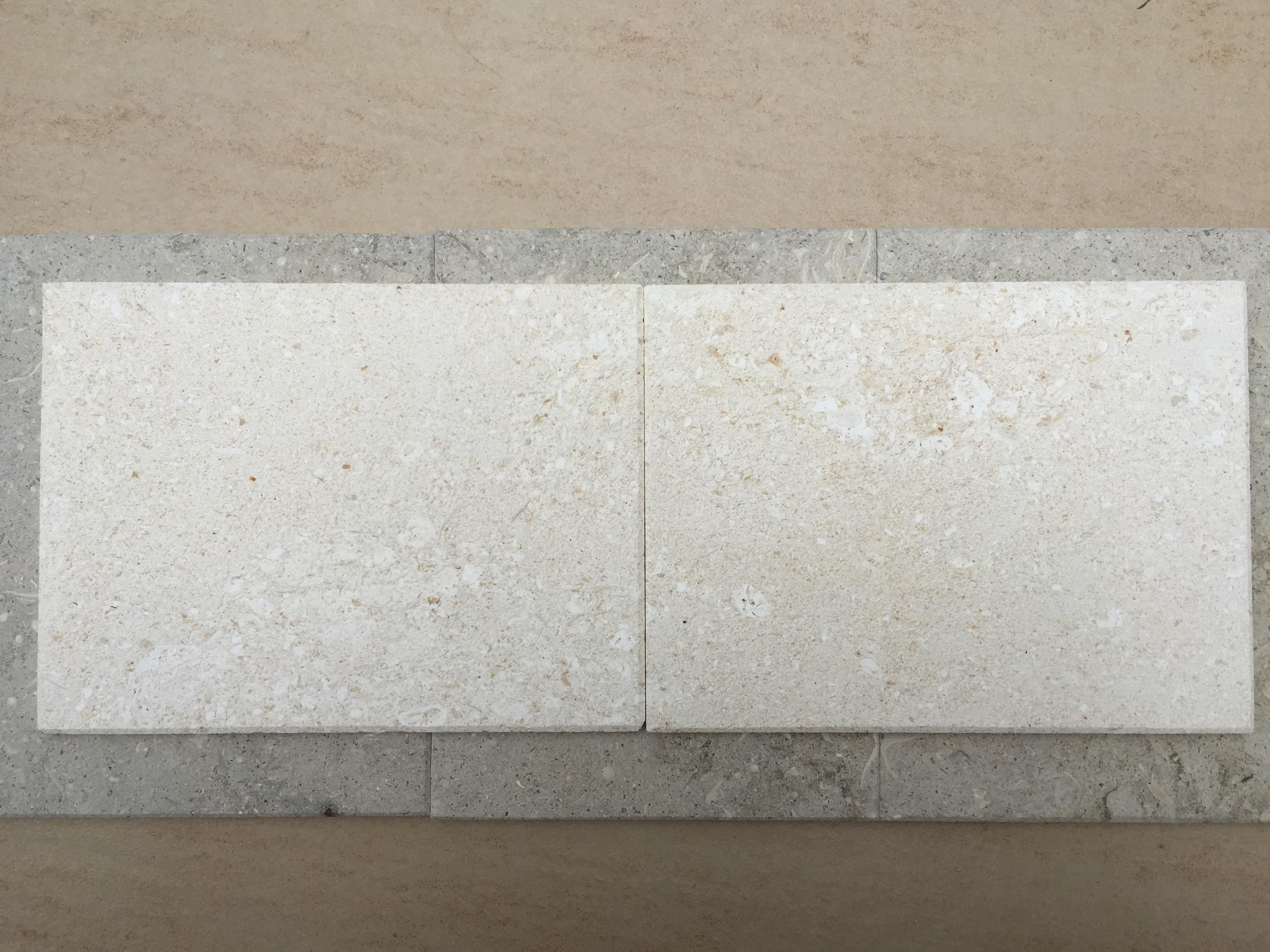 Pietra Bianca Extra Kalkstein