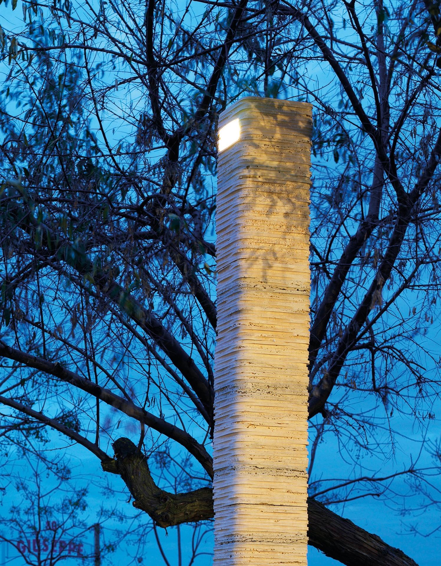 Lampe Strato Gartenlampe